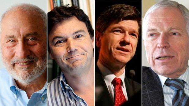 Joseph Stiglitz, Thomas Piketty, Jeffrey Sachs y Edmund Phelps firman la carta abierta en apoyo de la oferta argentina