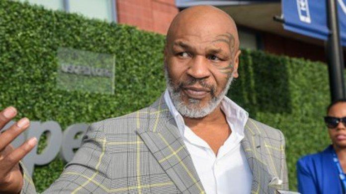 Mike Tyson se enfrentará ante un tiburón (Shutterstock)
