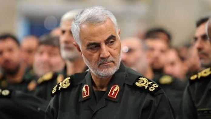 Qassem Soleimani, jefe de la Fuerza Quds de la Guardia Revolucionaria, fue abatido en un ataque con drones de EEUU en Irak (Archivo DEF)