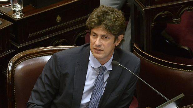 Martín Lousteau, senador de Juntos por el Cambio (Gustavo Gavotti)