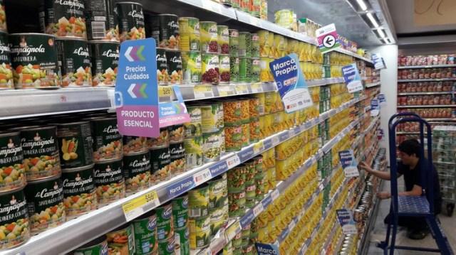 Los alimentos se ubicaron entre los rubros que menos subieron en el mes, en promedio (Maximiliano Luna)