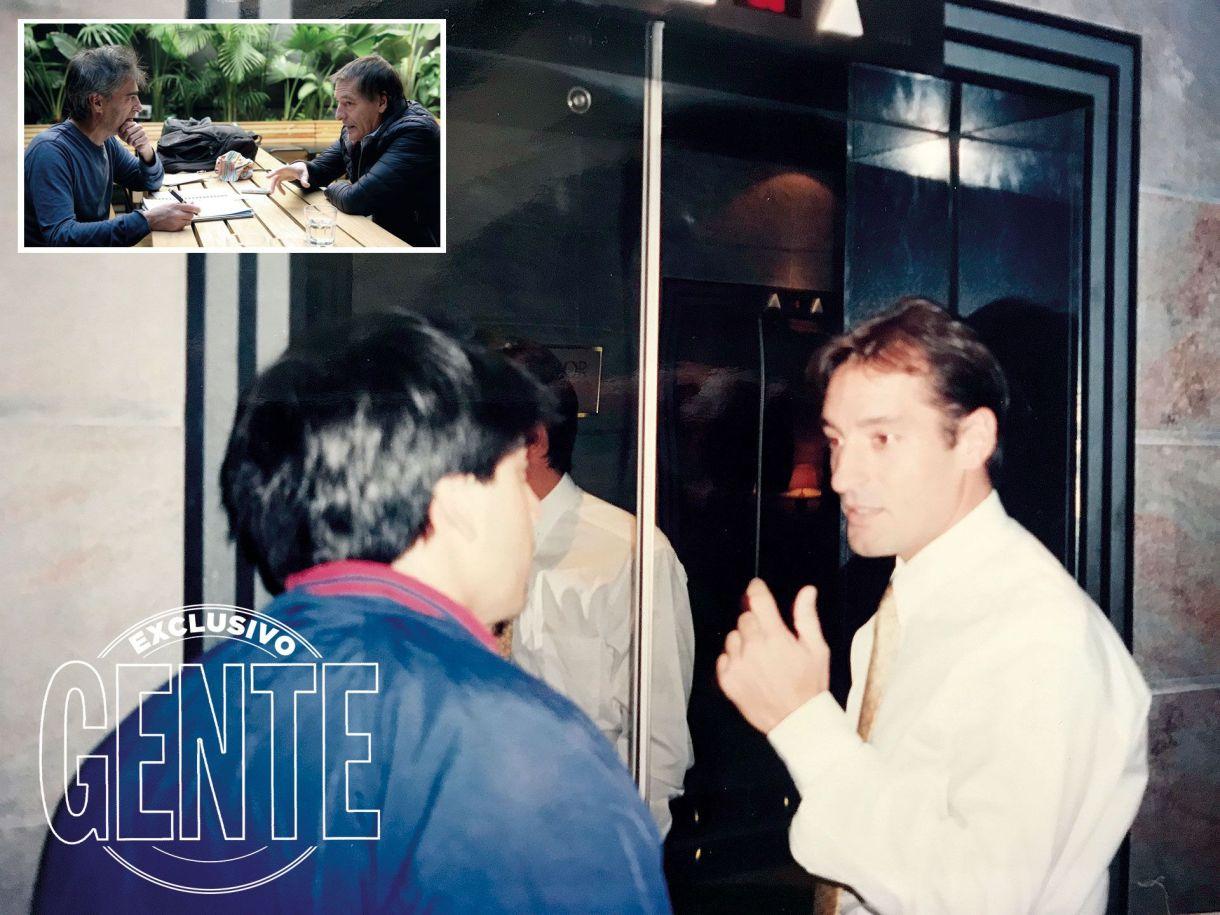 El romance con Madonna continuó en Hungría. Bossise alojó en la habitación 616 del Corvinus Kempinski de Budapest. Tres pisos arriba, la estadounidense ocupaba la Suite presidencial. Con GENTE, el sábado 30 de marzo de 1996, en el lobby del cinco estrellas; y la última semana, junto al mismo periodista, en el bar del Microteatro.