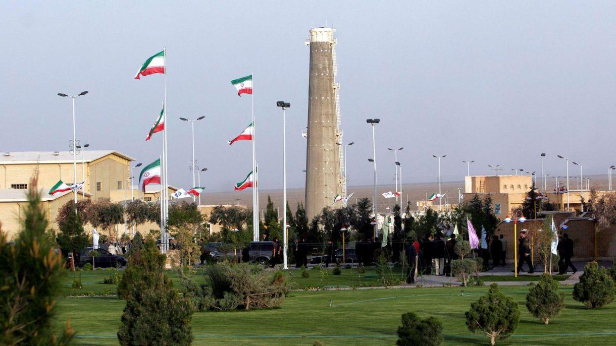 Irán aumenta el enriquecimiento de uranio, pese a lo establecido en el acuerdo nuclear (AP)