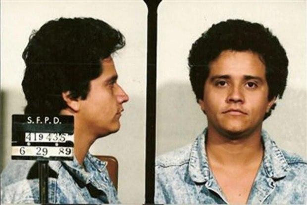 Después de su segundo arresto fue deportado a México donde fue policía Foto: (DEA)