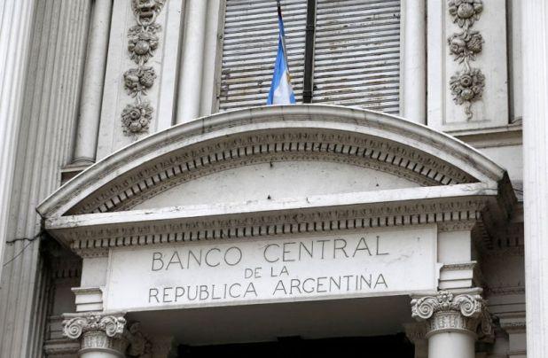 Edificio del banco central de Argentina en Buenos Aires, Foto de archivo  Oct 16. REUTERS/Enrique Marcarian (ARGENTINA - Tags: BUSINESS POLITICS)