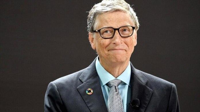Gates es el segundo hombre más rico del mundo