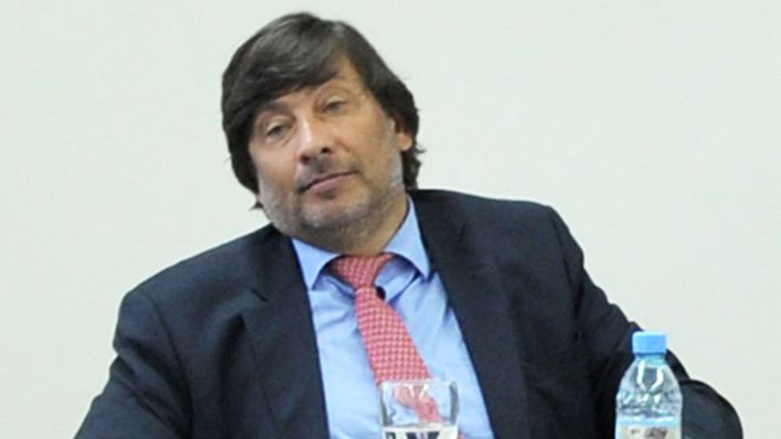 Ex camarista Eduardo Freiler (Télam)