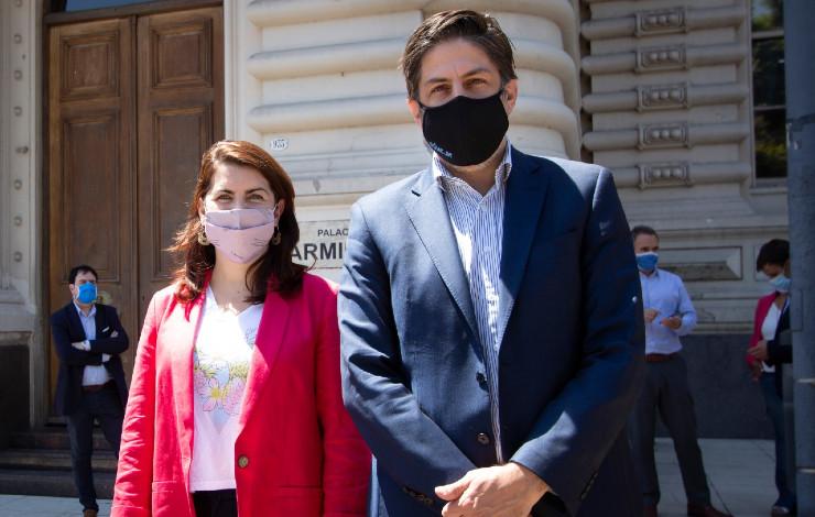 Resultado de imagen para MARIEL FERNÁNDEZ PARTICIPÓ DE UN ENCUENTRO DE TRABAJO CON EL MINISTRO TROTTA