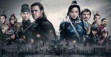 cover film The Great Wall 2017