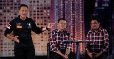 agus harimurti yudhoyono dalam debat pilkada dki 2017