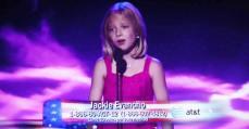 jackie evancho tampil perdana americas got talent 2010