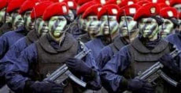 pasukan elit indonesia kopassus