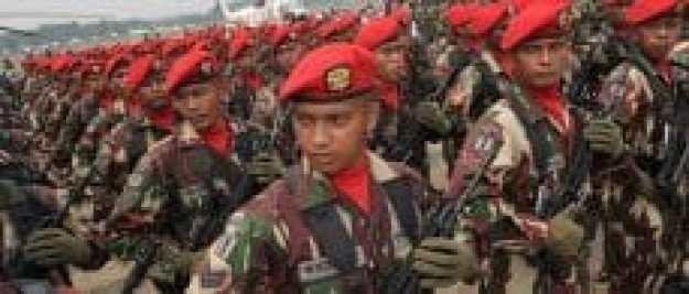 militer indonesia terkuat di asia tenggara