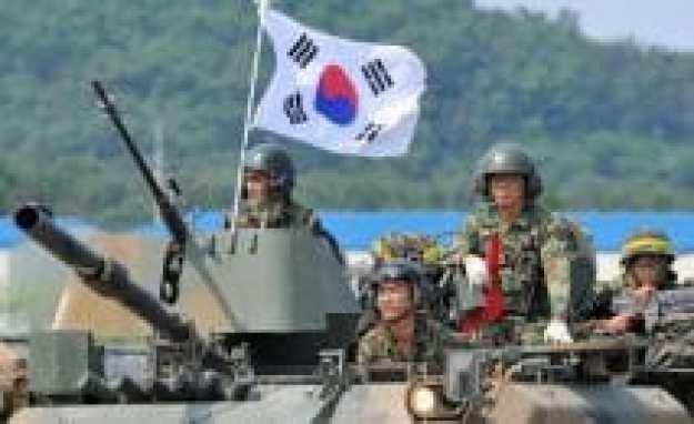 militer korea didukung oleh militer amerika serikat