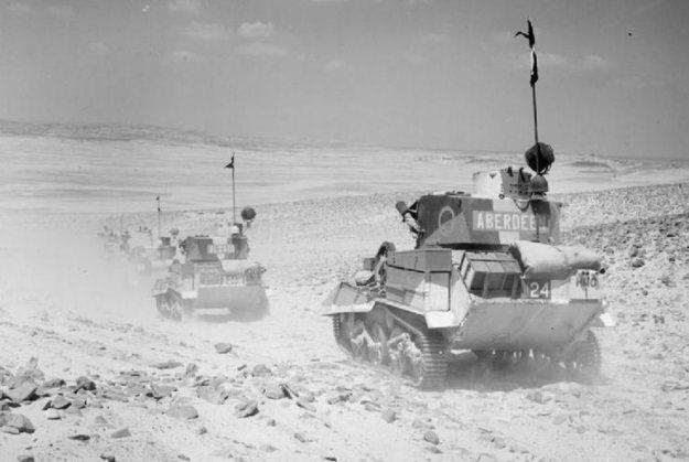 operasi compass - operasi gurun britania melawan italia