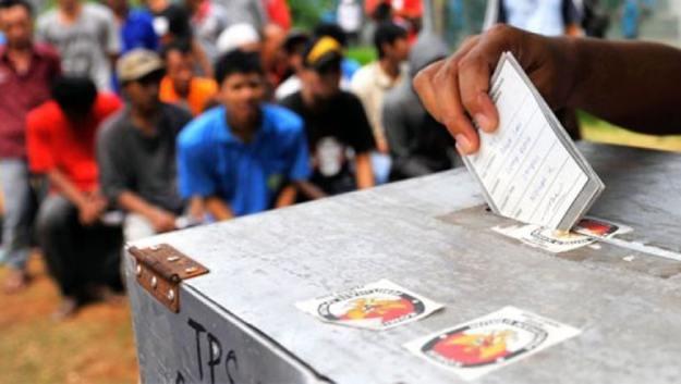 pemilu indonesia 2014 berjalan lancar dan aman