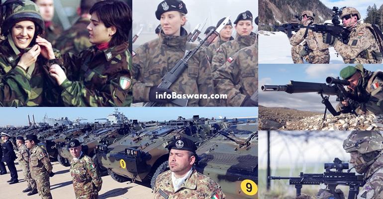 8 Militer Terkuat di Eropa