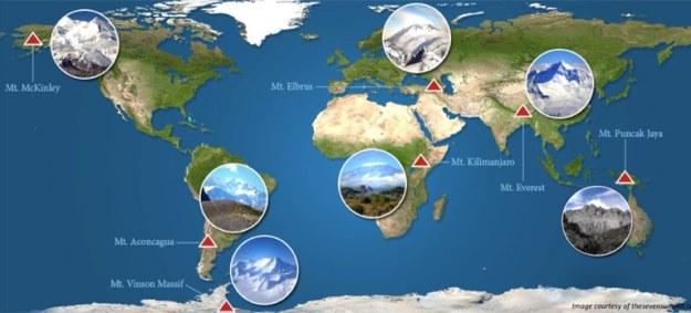 7 summits termasuk carstensz pyramid papua copy