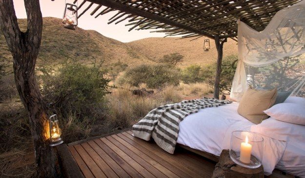 Tswalu kalahari salah satu hotel terbaik dunia 2017