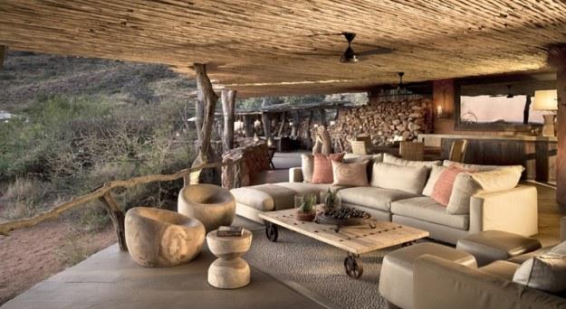 Tswalu kalahari salah satu hotel terbaik dunia