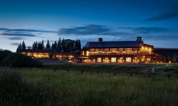 Western Luxury at The Lodge & Spa at Brush Creek Ranch Wyoming