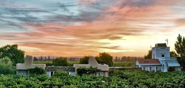 cavas wine lodge hotel terbaik di dunia