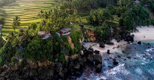 nihiwatu pulau sumba hotel terbaik di dunia