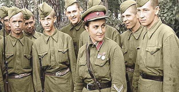 sniper legendaris dunia lyudmila pavlichenko di antara para pria