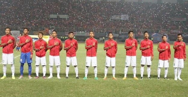 timnas u22 sea games 2017
