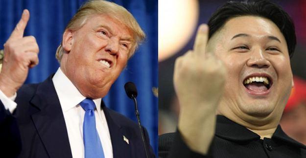 Perang Korea Utara vs Amerika Serikat Picu Perang Dunia III