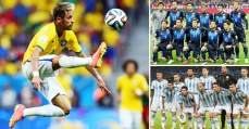 julukan tim sepak bola dunia