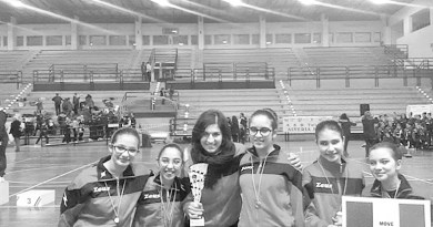 Campionesse del twirling