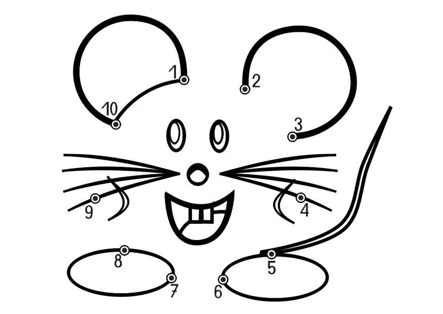 Dibujos Para Colorear Ratones
