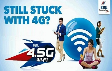 bsnl 4g plus wifi