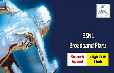 unlimited free voice calling in BSNL broadband