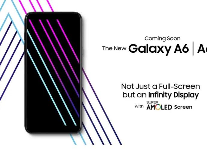 galaxy a6 galaxy a6+