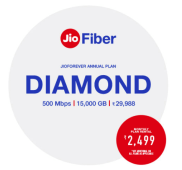 Jio Fiber Diamond