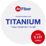Jio Fiber Titanium