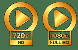 hd ready vs full hd logo