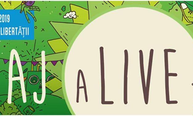 Noi artisti confirmati la Blaj aLive 2019