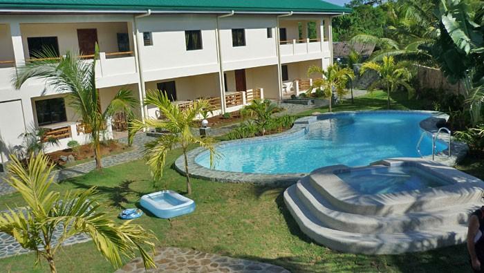 Lost Horizon Beach Resort - Alona Beach. Panglao Island   Info Bohol