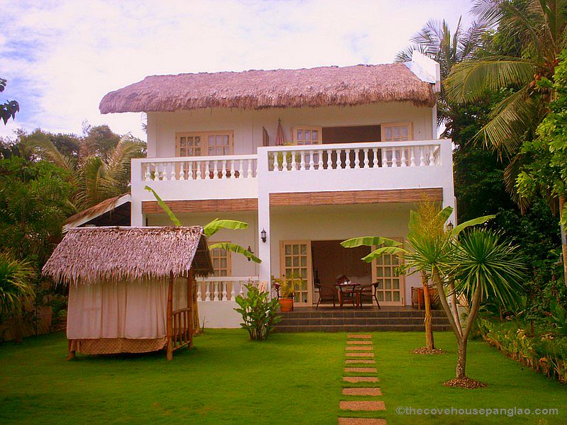 Panglao Island Bohol Resort The Cove House Bed And Breakfast