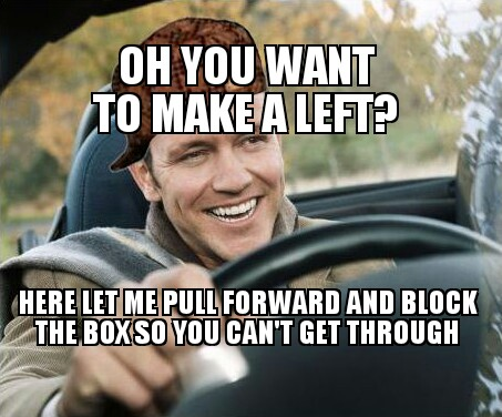 driving_left-turn-block_we call this a clusterfuck