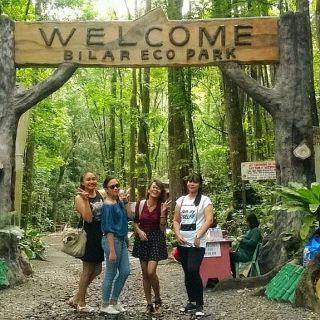 Bilar Ecopark Tour Bohol