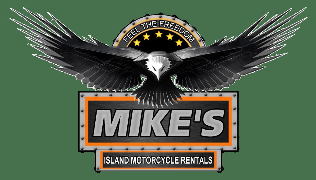 Mikes Island Motorcycle Rentals LogoF