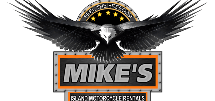 Mikes Island Motorcycle Rentals LogoF