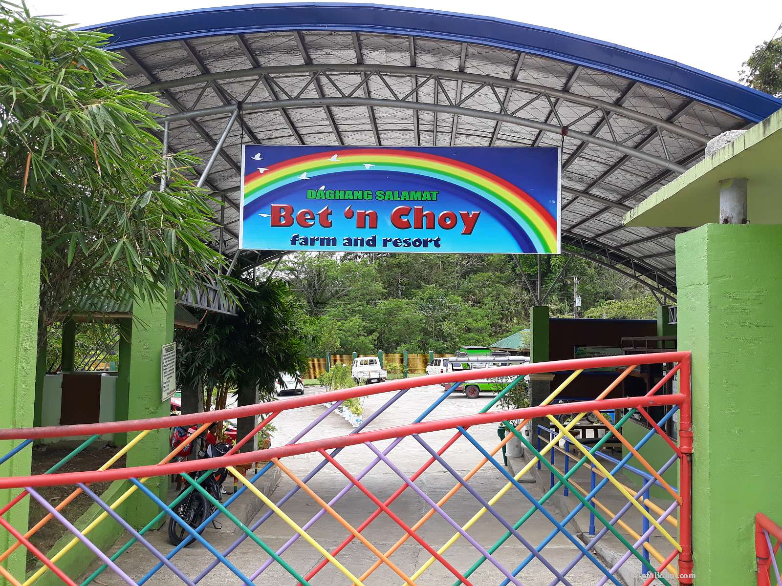 Bet N Choy Farms Water Park And Resort In Catigbian Bohol 010