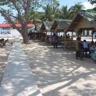 Seaside Beach Resort Park Bohol 106