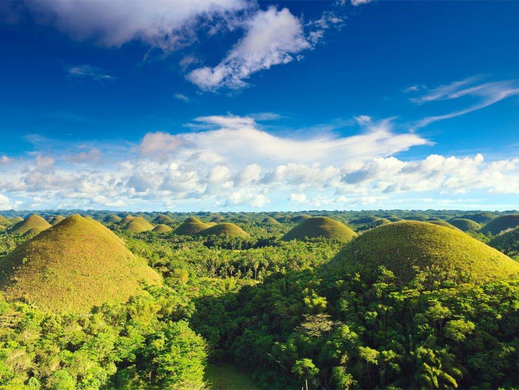 Bohol Famous Chocolate Hills 2