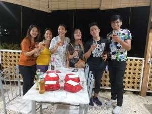 The Thai Basil Restaurant Panglao Island Bohol Philippines049